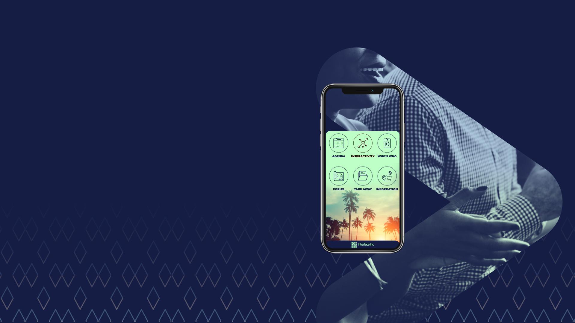 Le digital au service<br>de vos événements